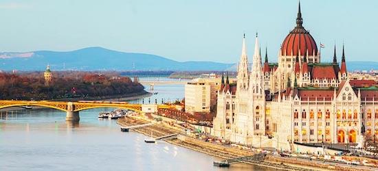 3nt 4* Budapest city break