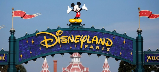 3nt 3* Disneyland Paris break