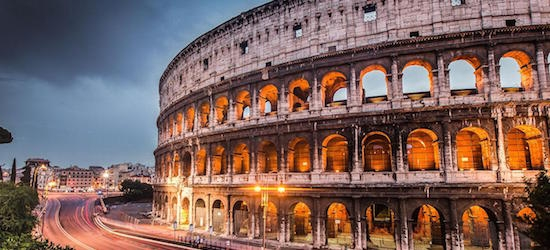 Rome: heart of the Eternal City break