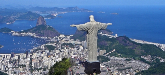 Win a trip for two to Rio