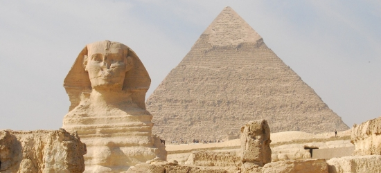 Win an Egypt private tour, with Cairo stay & Nile cruise