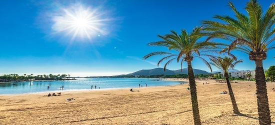 Mallorca: 4nt 4* all-inclusive holiday w/flights