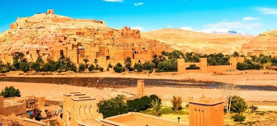 Morocco: 8nt Bazaars, Deserts & Atlas Mountains Tour