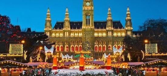Danube Cruise: 10nt Vienna to Prague Cruise & Christmas Markets Tour