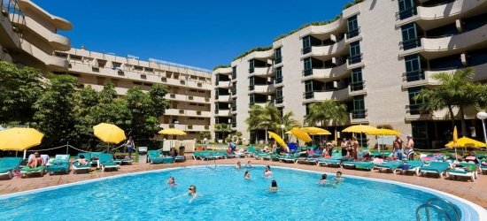 7 nights in Feb at the 4* Labranda Isla Bonita Hotel, Tenerife
