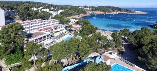 7 nights in Sep at the 4* Sandos El Greco - Adults Only (16+), Ibiza