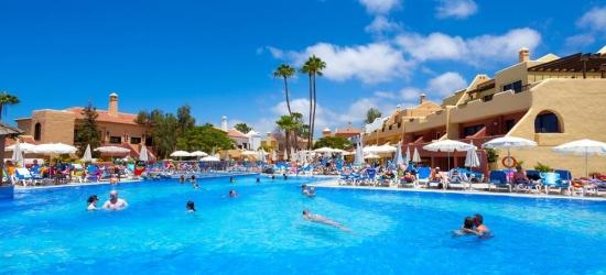 7 nights in Apr at the 4* Tagoro Costa Adeje, Tenerife
