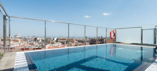 4* holiday in Barcelona
