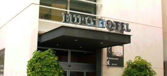 5 nights in Feb at the 4* Eurohotel Diagonal Port, Barcelona