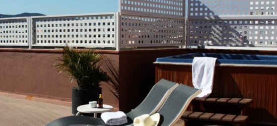 5 nights in Feb at the 4* Hotel Garbí Millenni, Barcelona