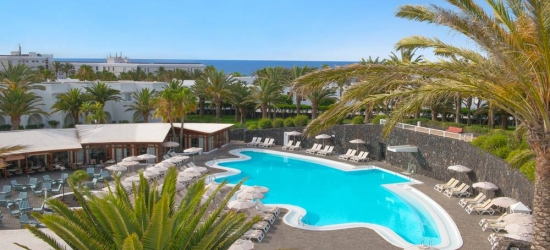 7 nights in Nov at the 4* Relaxia Olivina, Lanzarote