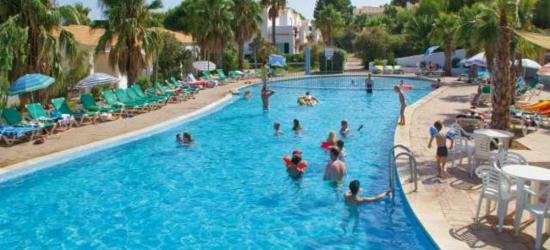 7 nights in Oct at the 4* Marina Parc Hotel, Menorca