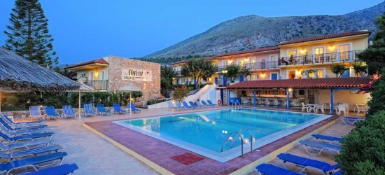 7 nights in Apr at the 4* Marni Village Apartments, Crete East, Greece