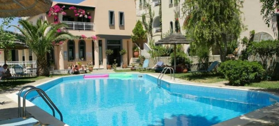 7 nights in May at the 4* Aquarius Exclusive Apartments, Crete, Greece