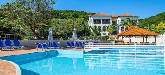 7 nights in Oct at the 4* Theoxenia, Halkidiki, Greece