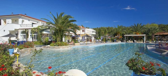 7 nights in Apr at the 4* Chrousso Village, Halkidiki, Greece
