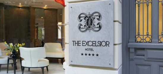 7 nights in Aug at the 5* Excelsior Hotel, Halkidiki, Greece