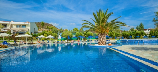 5* half-board week in Halkidiki