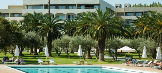7 nights in Apr at the 5* Kassandra Palace Hotel, Halkidiki, Greece