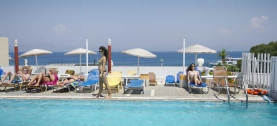 7 nights in Oct at the 4* Kosta Palace, Kos, Greece