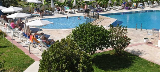 7 nights in Oct at the 4* Nefeli Hotel And Studios, Kos, Greece