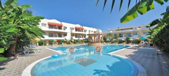 7 nights in Oct at the 5* Pelopas Resort, Kos, Greece