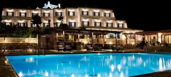 4* holiday in Mykonos, Greece
