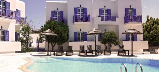 4* holiday in Mykonos, Greece
