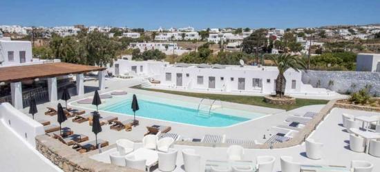 4* getaway in Mykonos, Greece