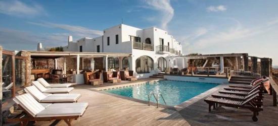 5* holiday in Mykonos, Greece