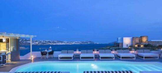 7 nights in Sep at the 5* Mykonos Princess Hotel, Mykonos, Greece