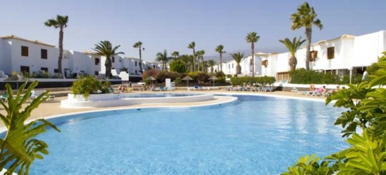 4* Tenerife week w/flights