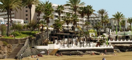 4* Tenerife half-board week w/flights
