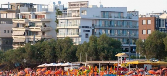 7 nights in Dec at the 4* Tropical, Athens, Greece