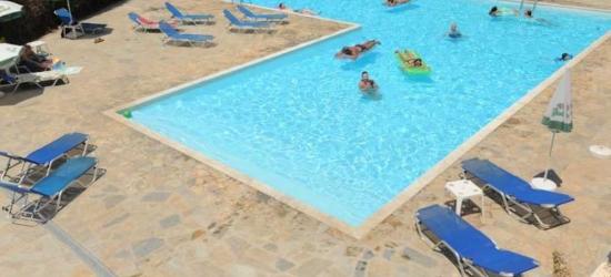 4* break in Crete East, Greece
