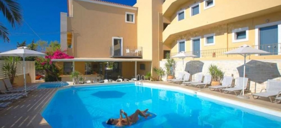 7 nights in Apr at the 4* La Stella Apartments And Suites, Crete, Greece