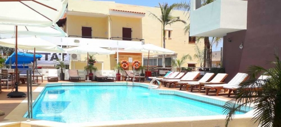 7 nights in Sep at the 4* Dionyssos Hotel - Adult Only, Crete, Greece