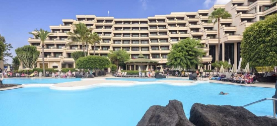 7 nights in Oct at the 4* Occidental Lanzarote Playa, Lanzarote