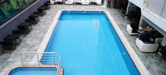 7 nights in Sep at the 4* Aslan City Hotel, Antalya, Turkey