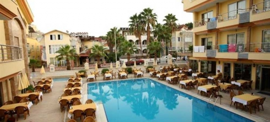 7 nights in Sep at the 4* Grand Lukullus Hotel, Antalya, Turkey