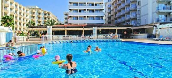 7 nights in Oct at the 4* Mirabell Hotel, Antalya, Turkey