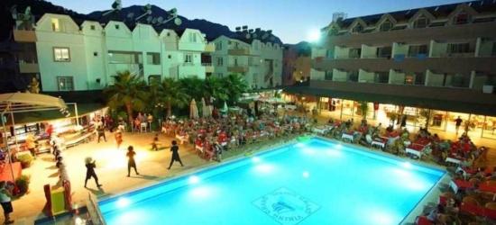 7 nights in May at the 4* Grand Vikin Hotel, Antalya, Turkey