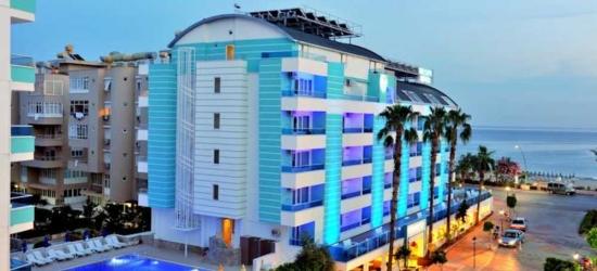 7 nights in Sep at the 4* Mesut Hotel, Antalya, Turkey