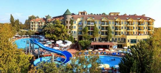 7 nights in Apr at the 4* Dosi Hotel, Antalya, Turkey