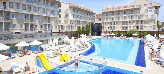 7 nights in Mar at the 5* Diamond Beach Hotel, Antalya, Turkey