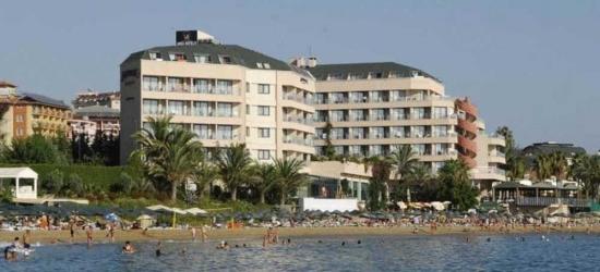 7 nights in Mar at the 5* Aska Just In Beach, Antalya, Turkey