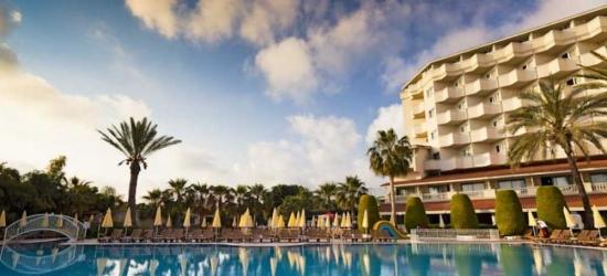 4* break in Antalya, Turkey