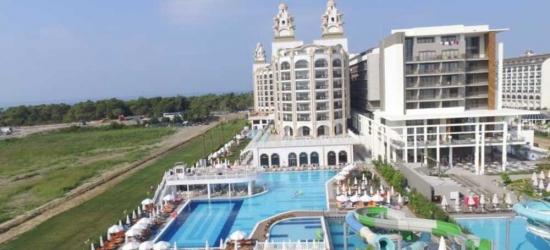 7 nights in Mar at the 4* Jadore Deluxe Hotel & Spa, Antalya, Turkey