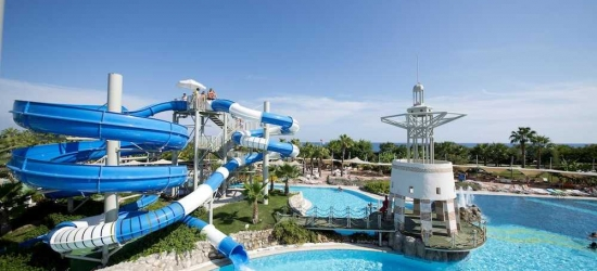 7 nights in Dec at the 5* Limak Limra Hotel & Resort, Antalya, Turkey
