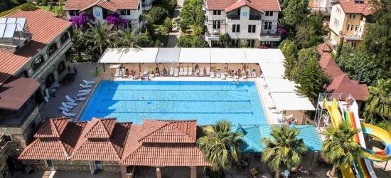 7 nights in Sep at the 4* Belkon Hotel, Antalya, Turkey